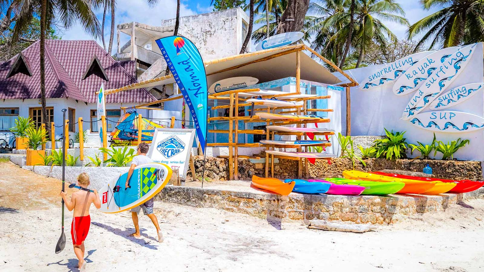 Scuba Diving Kenya Diani Beach – Learn to Dive in Kenya