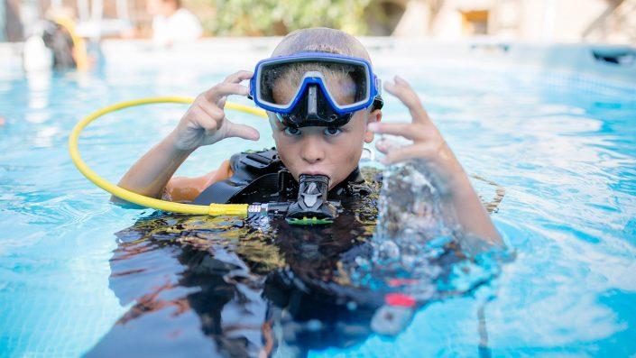 Kids Scuba Diving Kenya