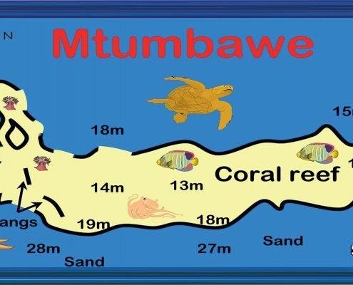 Kenya Top Dive Sites